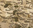 Mikuláš Klaudyán: první mapa Čech 1518