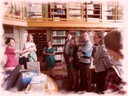 Librarians from Abroad in the Geographical Library