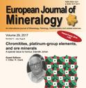 Speciální číslo European Journal of Mineralogy dedikované Zdeňku Johanovi (1935-2016)