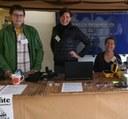 ÚGMNZ a ÚGP se poprvé aktivně zapojily do oslav Mezinárodního dne archeologie.