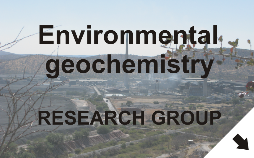 Environmental Geochemistry Research Group