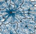 Prostorová neurčitost a její role v geografii: příklad funkčních regionálních systémů