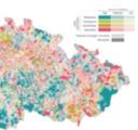 Geoinformační přístupy pro analýzu využití krajiny, krajinného pokryvu a fyziologického stavu vegetace
